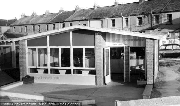 Photo of Westward Ho!, The Gay Sombrero Café c.1960