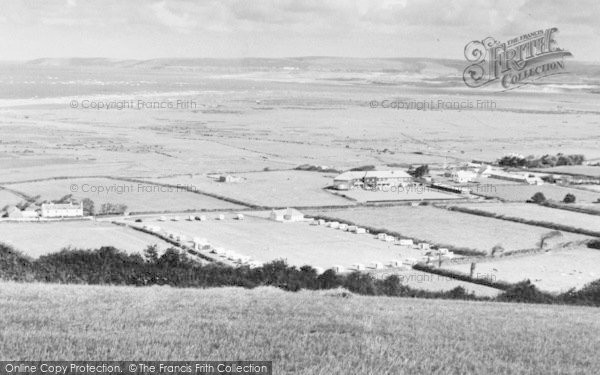 Photo of Westward Ho!, The Golf Links c.1960
