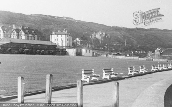 Photo of Westward Ho!, The Green c.1955