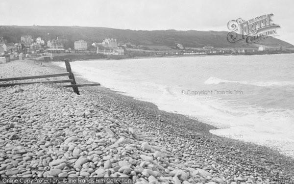 Photo of Westward Ho!, The Pebble Ridge 1923