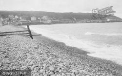 Westward Ho!, The Pebble Ridge 1923