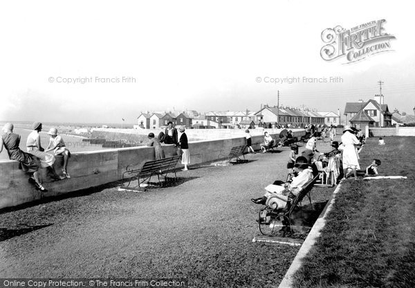 Photo of Westward Ho!, The Promenade 1932
