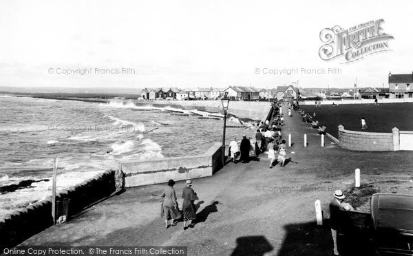 Photo of Westward Ho!, The Promenade 1935