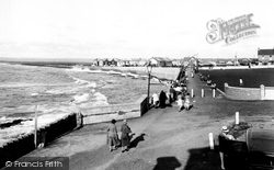 The Promenade 1935, Westward Ho!
