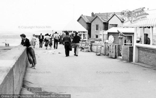 Photo of Westward Ho!, The Promenade c.1960