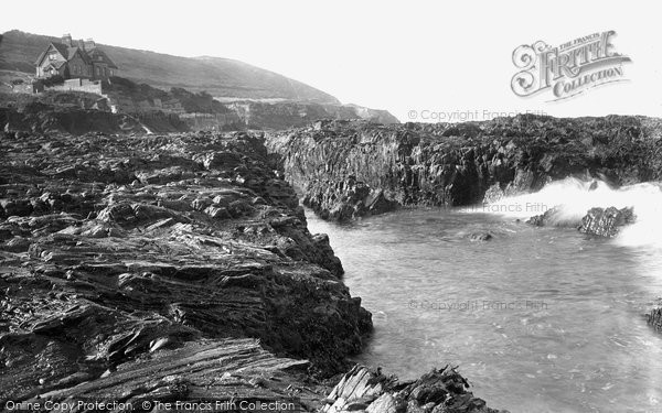 Photo of Westward Ho!, The Rocks 1923