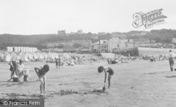 Westward Ho!, The Sands 1933