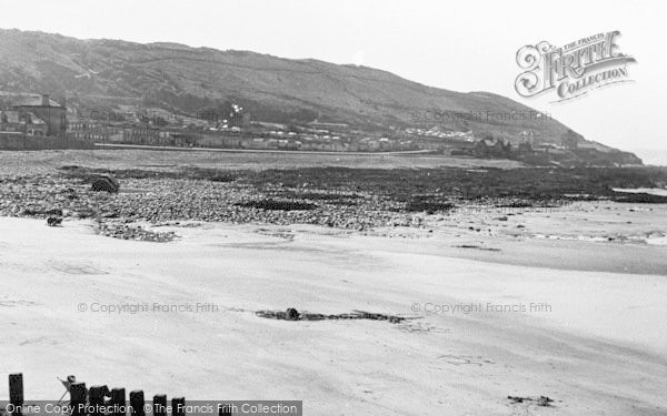 Photo of Westward Ho!, The Sands c.1950