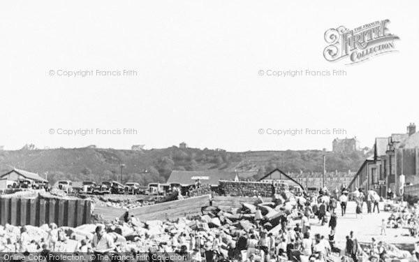 Photo of Westward Ho!, The Slipway c.1950