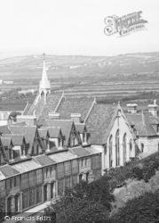 Westward Ho!, United Services College Chapel 1893