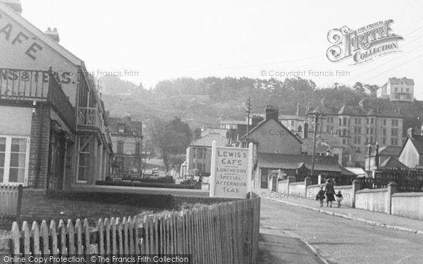 Photo of Westward Ho!, View From Promenade c.1955