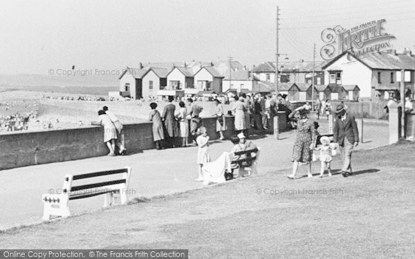 Photo of Westward Ho!, View From Putting Green c.1950