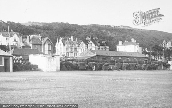 Photo of Westward Ho!, View From Putting Green c.1955
