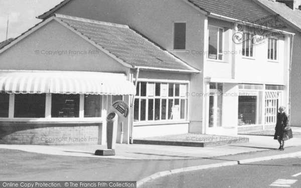 Photo of Westward Ho!, Weighing Scales On The Pavement c.1960