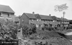 Westwell, Council Estate c.1960
