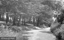 Pilgrims Way c.1960, Westwell