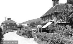 Post Office And Stores c.1955, Westwell