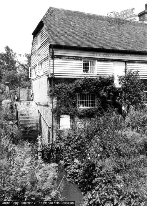Photo of Westwell, The Mill c.1960