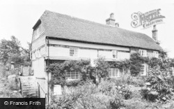 Westwell, The Mill c.1960