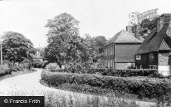 The Village c.1955, Westwell