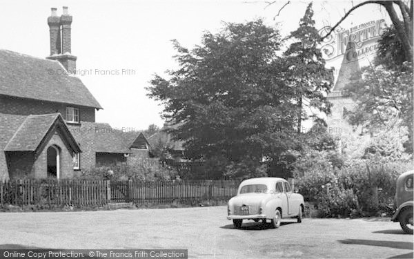 Photo of Westwell, The Village c.1960