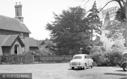 Westwell, The Village c.1960
