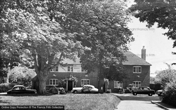 Photo of Westwell, The Wheel Inn c.1960