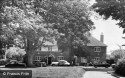 Westwell, The Wheel Inn c.1960