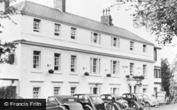Crown Hotel c.1950, Wetheral