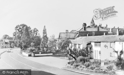 Fantails Inn c.1965, Wetheral