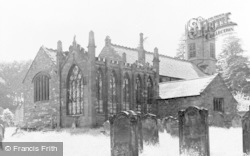 Holy Trinity Church c.1955, Wetheral