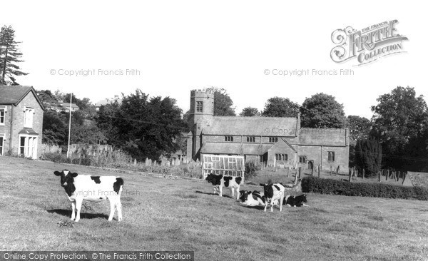 Photo of Wetheral, Holy Trinity Church c.1965