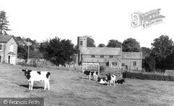 Holy Trinity Church c.1965, Wetheral