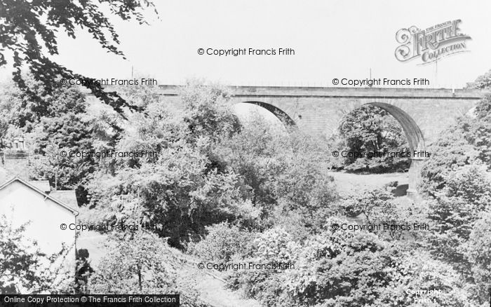Photo of Wetheral, Low Road c.1955