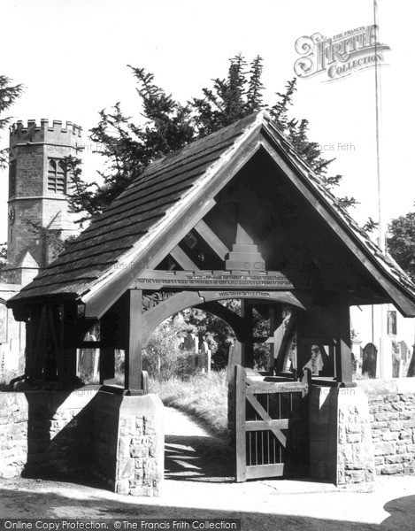 Photo of Wetheral, Lychgate And Church c.1965