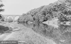 River Eden c.1955, Wetheral