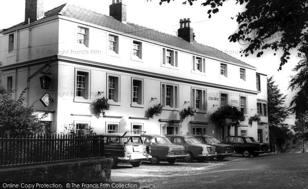 Photo of Wetheral, The Crown Hotel c.1965