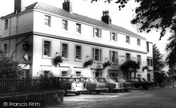 The Crown Hotel c.1965, Wetheral