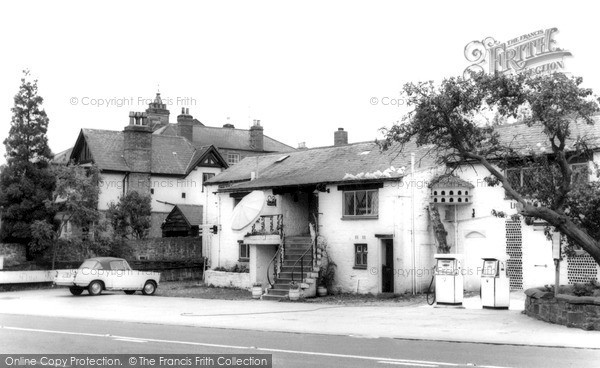 Photo of Wetheral, The Fantails Restaurant c.1965