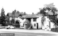 The Fantails Restaurant c.1965, Wetheral