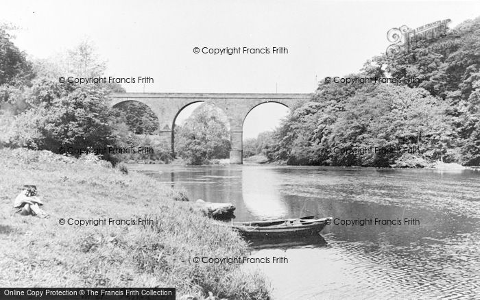 Photo of Wetheral, The Ferry c.1955