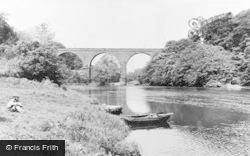 The Ferry c.1955, Wetheral