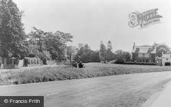 The Green c.1955, Wetheral