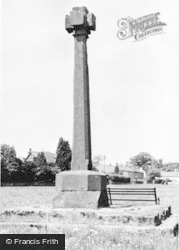 The Old Cross c.1955, Wetheral