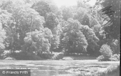 The River c.1955, Wetheral