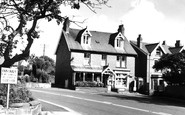 Wetheral, the Village c1955