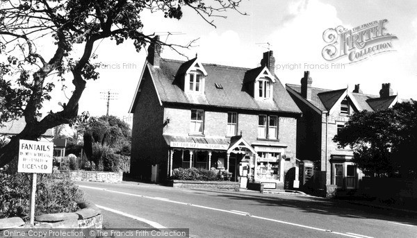 Photo of Wetheral, The Village c.1965