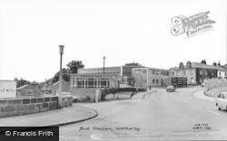 Bus Station c.1965, Wetherby