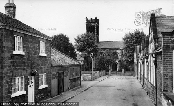 Photo of Wetherby, Church Street c1965