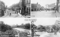 Greetings From Old Wetherby Composite c.1965, Wetherby